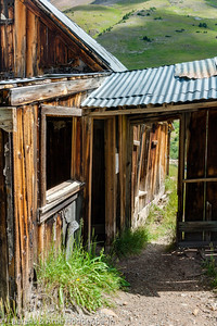 Animas Forks, Ghost Town, San Juan Nat'l Forest