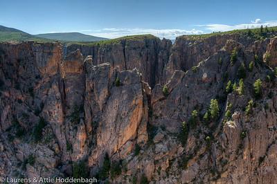 Devil's Overlook - Black Canyon
