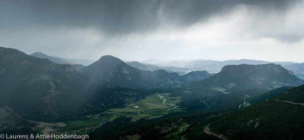 Rocky Mountain National Park near Estes Park  Filename: CEM005507-13-Thunderstorm-RMNP-CO-USA-EDIT.jpg