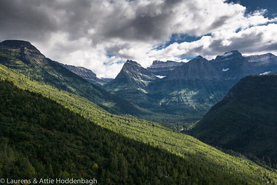 Glacier National Park  Filename: CEM06497-GlacierNP-MT-USA.jpg
