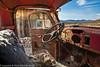 Rhyolite Old Car