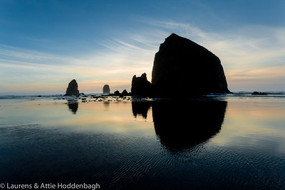 Canon Beach at Oregon Coast Hwy