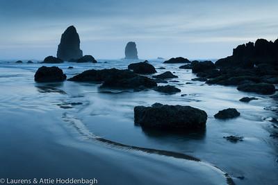 Canon Beach at Oregon Coast Hwy