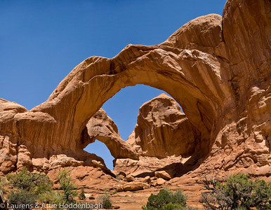 Double Arch, Arches National Park, Utah  Filename: CEM005230-33-Arches_NP-UT-USA-EDIT.jpg