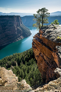 Red Canyon in Flaming Gorge Recreational Area
