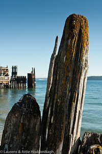 Dock in Port Townsend