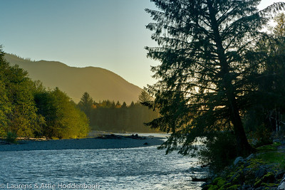 Hoh River at Olympic Nat'l Park