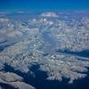 Denali Range Jet Overflight