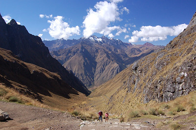 The Inca Trail, Cusco, Peru