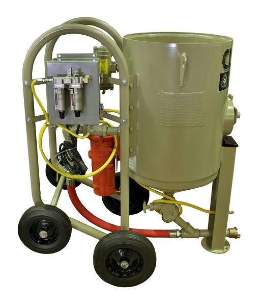 4ft³ Contractor Blast Machine 12 volt CPF