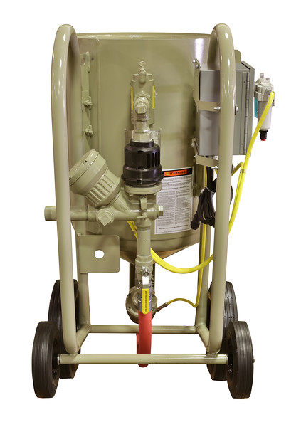 6ft³ Contractor Blast Machine 120 volt with ACS