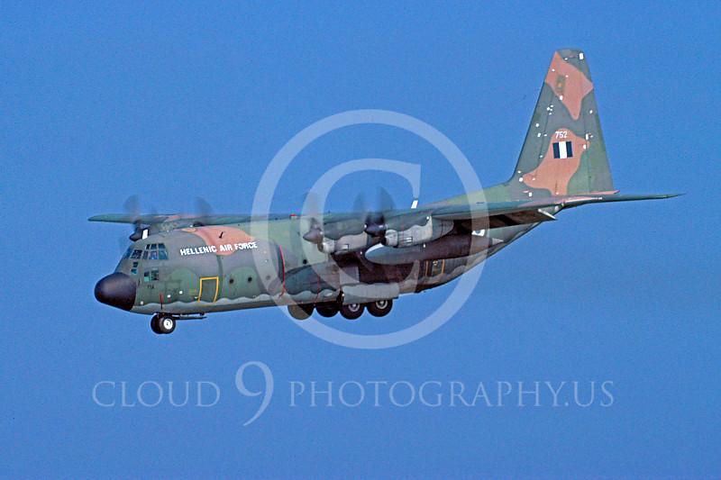 C-130Forg 00058 Lockeed C-130 Hercules Hellenic Air Force by Raymond Bosselaar
