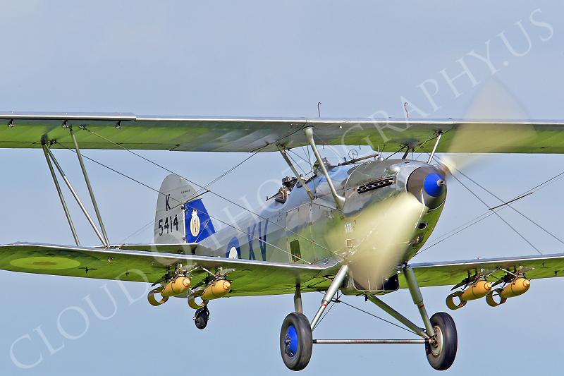 WB - Hawker Hind 00014 by Tony Fairey