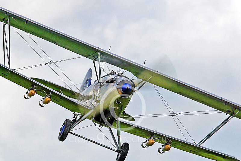 WB - Hawker Hind 00028 by Tony Fairey