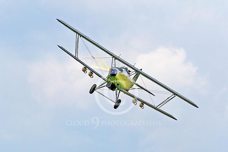 WB - Hawker Hind 00048 by Tony Fairey