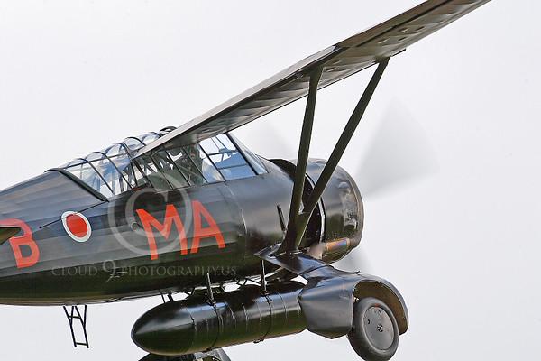 WB - Westland Lysander 00056 Westland Lysander British RAF by Tony Fairey
