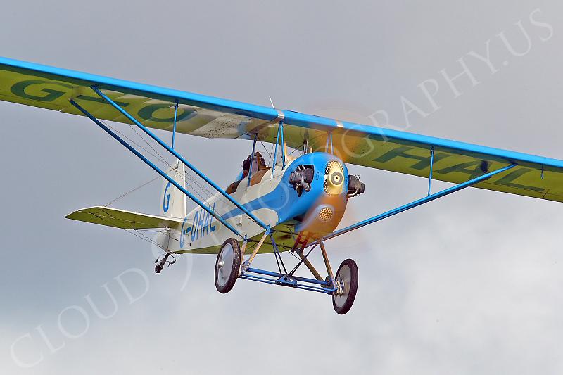 CIW - Danby Hc Pietenpol Air Camper G-OHAL 00020 by Tony Fairey