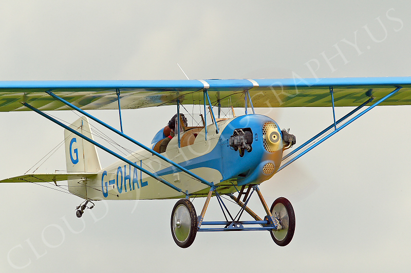 CIW - Danby Hc Pietenpol Air Camper G-OHAL 00002 by Tony Fairey