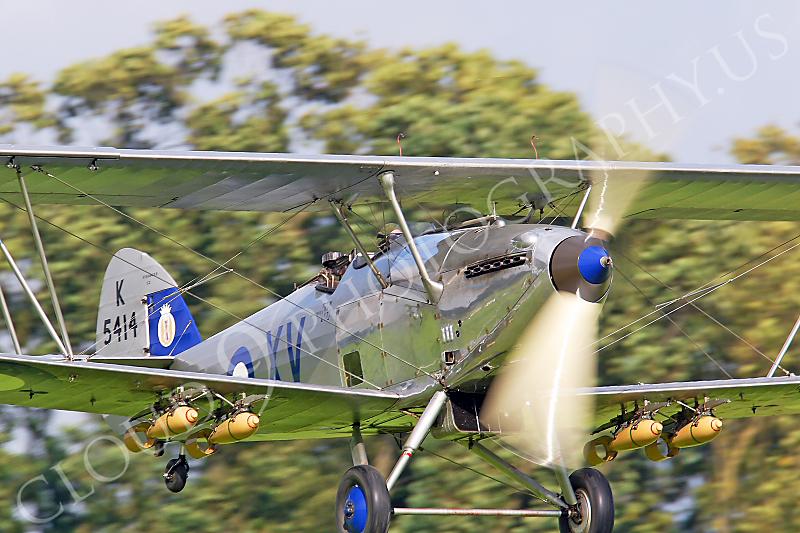 WB - Hawker Hind 00042 by Tony Fairey