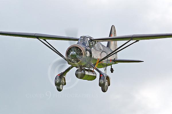 WB - Westland Lysander 00084 Westland Lysander British RAF by Tony Fairey