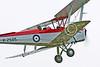 WB - de Havilland DH 82 Tiger Moth 00014 by Tony Fairey