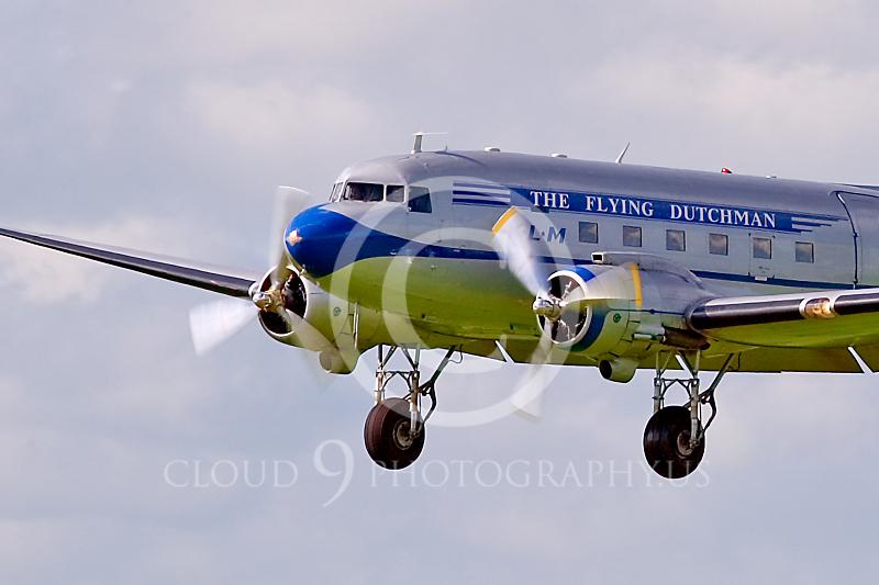 ALPPN-Douglas DC-3 00022 Flying Dutchman by Tony Fairey
