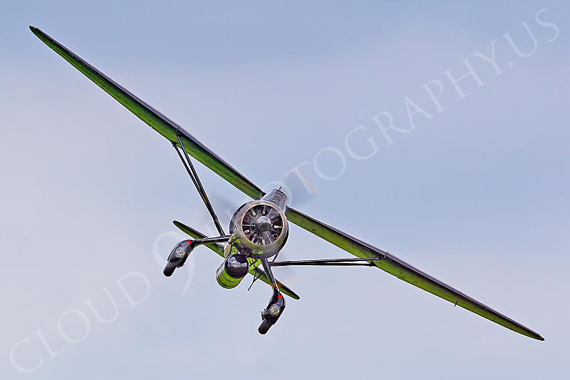 WB - Westland Lysander 00082 Westland Lysander British RAF by Tony Fairey
