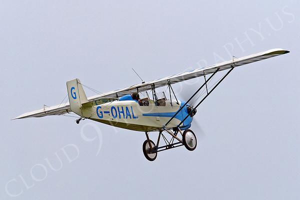 CIW - Danby Hc Pietenpol Air Camper G-OHAL 00006 by Tony Fairey