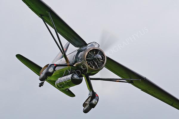 WB - Westland Lysander 00072 Westland Lysander British RAF by Tony Fairey