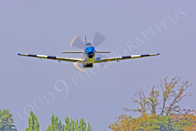 WB - North American P-51D Mustang 00052 North American P-51D Mustang Jumpin Jacques by Tony Fairey