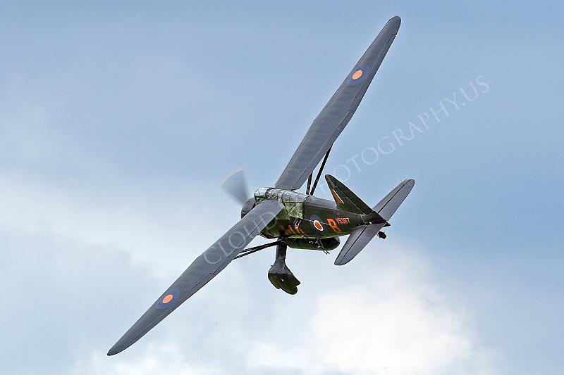 WB - Westland Lysander 00066 Westland Lysander British RAF by Tony Fairey