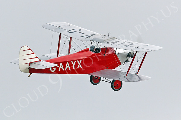 CIW - 1930 Southern Aircraft Ltd Southern Martlet G-AAYX 00014 by Tony Fairey