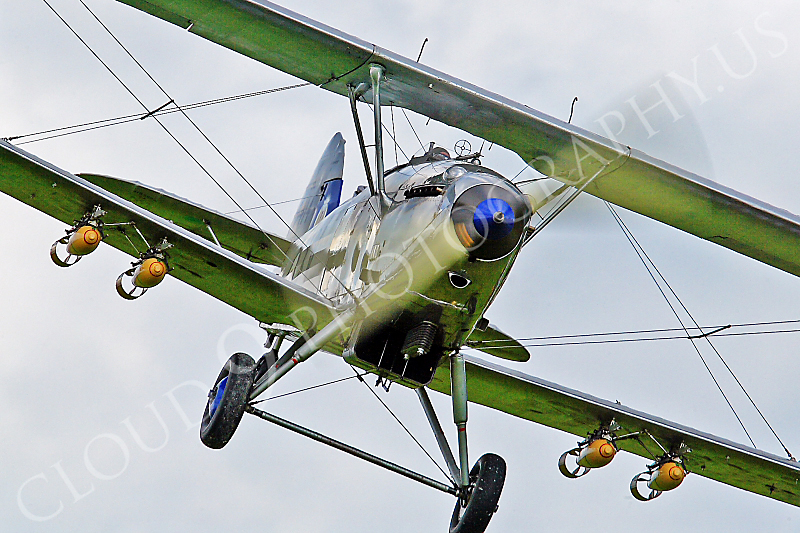 WB - Hawker Hind 00056 by Tony Fairey