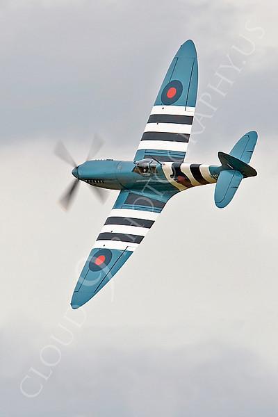 WB-Vickers-Supermarine Spitfire 00110 British RAF by Tony Fairey