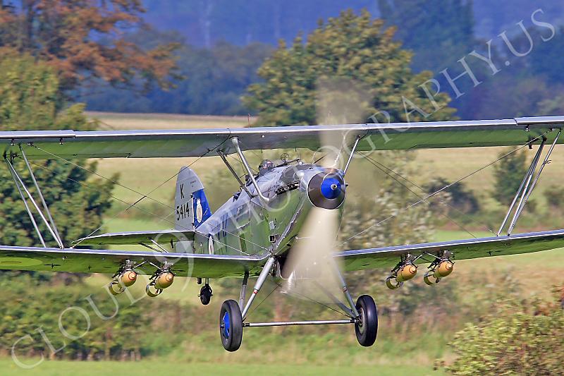 WB - Hawker Hind 00046 by Tony Fairey