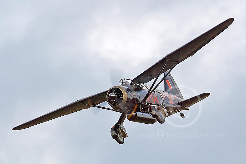WB - Westland Lysander 00040 Westland Lysander British RAF by Tony Fairey
