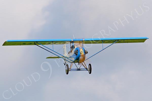CIW - Danby Hc Pietenpol Air Camper G-OHAL 00010 by Tony Fairey