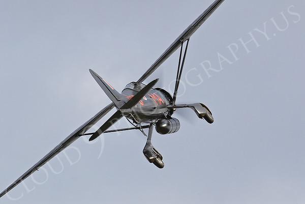 WB - Westland Lysander 00078 Westland Lysander British RAF by Tony Fairey