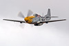 WB - North American P-51D Mustang 00074 North American P-51D Mustang Ferocious Frankie by Tony Fairey