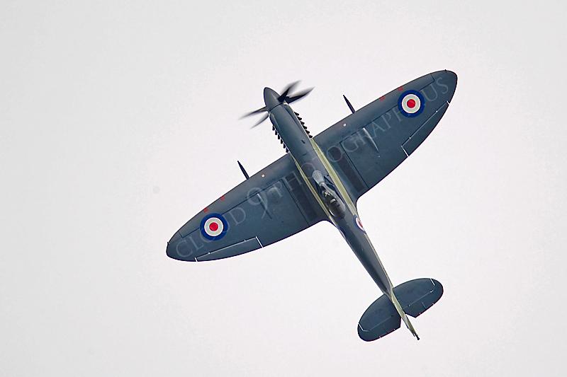 WB-Vickers-Supermarine Seafire 00002 British Royal Navy by Tony Fairey