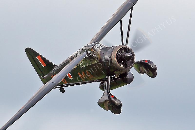 WB - Westland Lysander 00070 Westland Lysander British RAF by Tony Fairey
