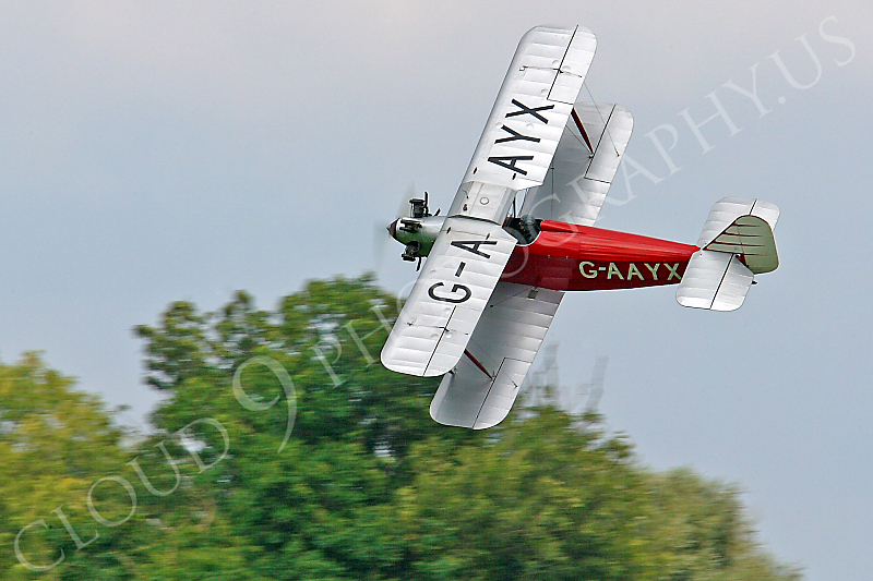 CIW - 1930 Southern Aircraft Ltd Southern Martlet G-AAYX 00026 by Tony Fairey