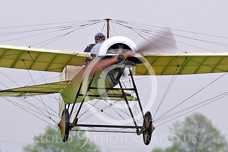 PWWI-1912 Blackburn Type D Monoplane 00042 by Tony Fairey