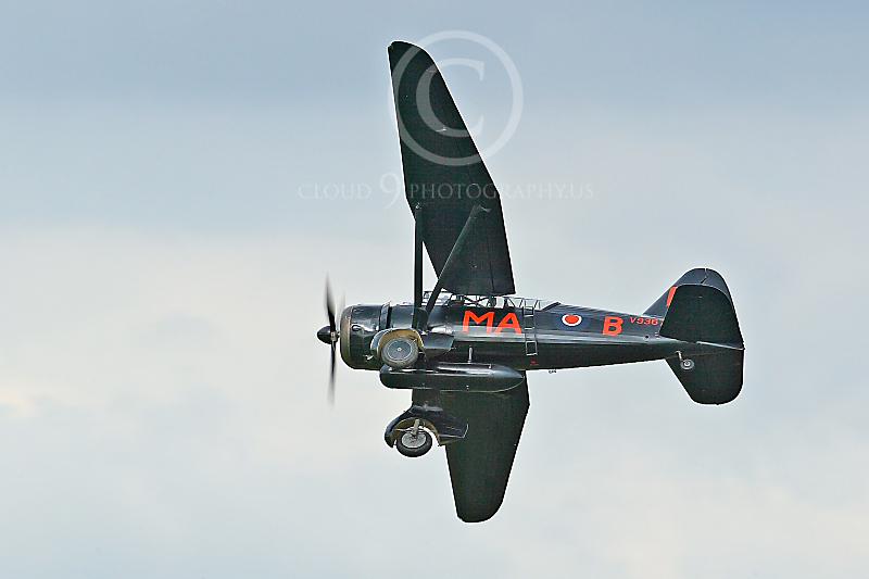 WB - Westland Lysander 00080 Westland Lysander British RAF by Tony Fairey