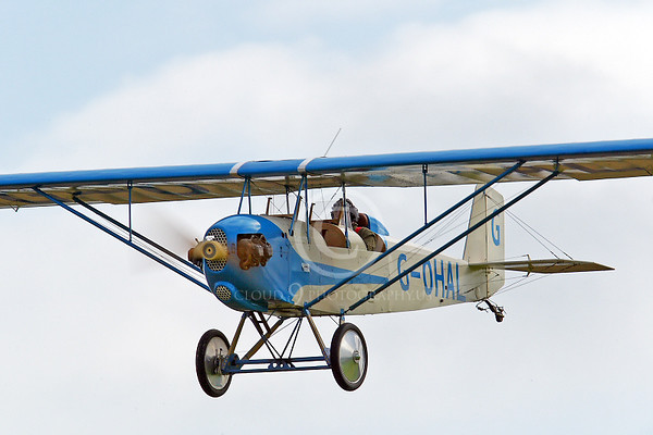 CIW - Danby Hc Pietenpol Air Camper G-OHAL 00024 by Tony Fairey