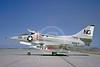 A-4USN 00017 Douglas A-4C Skyhawk USN 147816 VA-95 NAS Leemore by Clay Jansson
