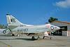 A-4USMC 00005 Douglas A-4B Skyhawk USMC 142879 VMA-214 Black Sheep USS Hornet by Clay Jansson