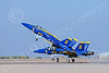 BA-F-18 00070 Boeing F-18 Hornet US Navy Blue Angels by Joseph D Kates