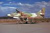 A-4USN 00025 Douglas A-4E Skyhawk USN 151064 VF-101KW Fallon 2 July 1977 by Peter B Lewis