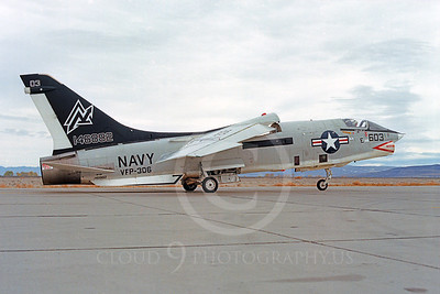 RF-8USN 00011 Vought RF-8 Crusader USN 146882 VFP-306 ND NAAS Fallon by Peter B Lewis
